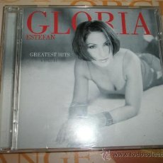 CDs de Música: CD-GLORIA STEFAN-GREATEST HITS-VOL II-EPIC-2001-.. Lote 37294601