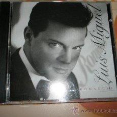 CDs de Música: CD-LUIS MIGUEL-ROMANCES-14 CANCIONES-1997-WEA-COMO NUEVO.. Lote 37296608