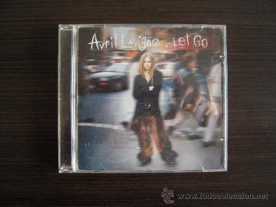 AVRIL LAVIGNE - LET GO - (Música - CD's Pop)