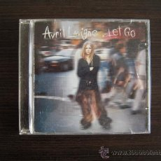 CDs de Música: AVRIL LAVIGNE - LET GO -. Lote 37225658