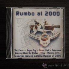 CDs de Música: RUMBO AL 2000 - LA MEJOR MÚSICA CAMINA RUMBO AL 2000 -. Lote 37225748