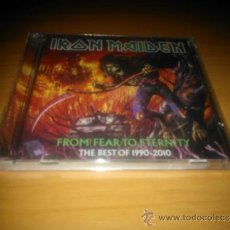 CDs de Música: DOBLE CD HEAVY 2011 - IRON MAIDEN - FROM FEAR TO ETERNITY THE BEST OF 1990 - 2010 . Lote 37226182