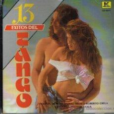 CDs de Música: VIOLINES DE PEGO / ANIBAL TROILO / ROBERTO GRELA - 13 ÉXITOS DEL TANGO - CD 1991. Lote 37240442