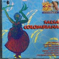 CDs de Música: SALSA COLOMBIANA - CD 1994. Lote 37240583
