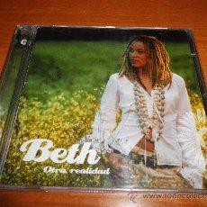 CDs de Música: BETH OTRA REALIDAD CD ALBUM DIME TEMA FESTIVAL EUROVISION ESPAÑA AÑO 2003 14 TEMAS PISTA INTERACTIVA. Lote 211873506