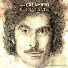 CDs de Música: ANDRES CALAMARO * CD * EL CANTANTE * DIGIPACK * RARE. Lote 37249092