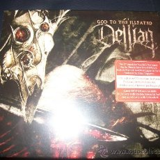 CDs de Música: CD - DEVIAN - GOD TO THE ILLFATED - LIMITED EDITION - 2 BONUS TRACK - PRECINTADO. Lote 37289822