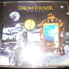 CDs de Música: CD - DREAM THEATER - AWAKE. Lote 37289930