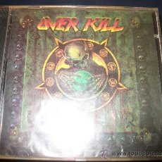 CDs de Música: CD - OVERKILL - HORRORSCOPE - THRASH METAL. Lote 194344452