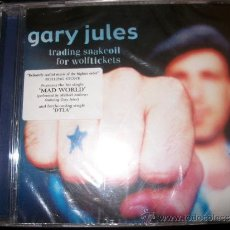 CDs de Música: CD - GARY JULES - TRADING SNAKEOIL FOR WOLFTICKETS - PRECINTADO. Lote 37292627