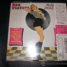 CDs de Música: CD - SEX PISTOLS - FLOGGING A DEAD HORSE - EDICION JAPONESA CON OBI. Lote 37292720