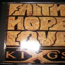 CDs de Música: CD - KING'S X - FAITH HOPE LOVE - 1990 - FUNK HEAVY METAL. Lote 37292740
