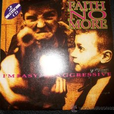 CDs de Música: PROMO CD - FAITH NO MORE - I'M EASY / AGGRESSIVE. Lote 37292861