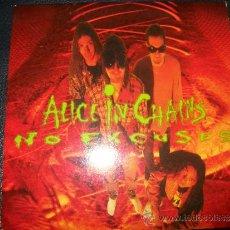 CDs de Música: PROMO CD - ALICE IN CHAINS - NO EXCUSES. Lote 37292866