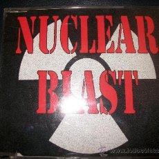 CDs de Música: PROMO CD - NUCLEAR BLAST - 11 TRACKS. Lote 37292880