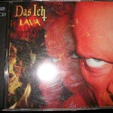 CDs de Música: 2 CD - DAS ICH - LAVA. Lote 37292893