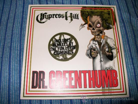 DIGI MINI CD - CYPRESS HILL - DR. GREENTHUMB + REMIX + INSTRUMENTAL (Música - CD's Hip hop)