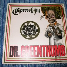 CDs de Música: DIGI MINI CD - CYPRESS HILL - DR. GREENTHUMB + REMIX + INSTRUMENTAL. Lote 37297178