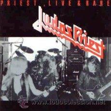 CDs de Música: CD JUDAS PRIEST - PRIEST, LIVE & RARE. Lote 37331319