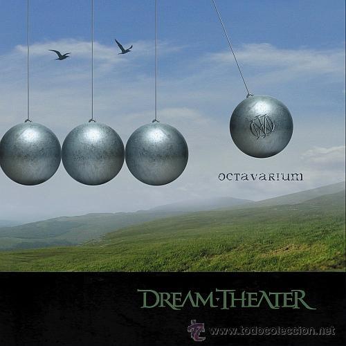 DREAM THEATER - OCTAVARIUM CD (Música - CD's Heavy Metal)