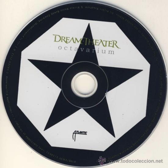 CDs de Música: Dream Theater - Octavarium cd - Foto 3 - 37331490
