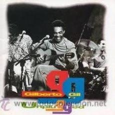 CDs de Música: CD GILBERTO GIL - UNPLUGGED. Lote 37362353