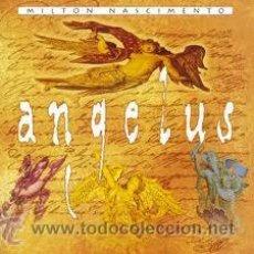CDs de Música: CD MILTON NASCIMENTO - ANGELUS. Lote 37362630