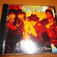CDs de Música: LA BARBERIA DEL SUR HISTORIAS DE UN DESEO CD ALBUM 10 TEMAS JORGE PARDO ENRIQUE HEREDIA EL NEGRI. Lote 60415031