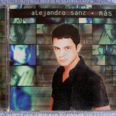 CDs de Música: ALEJANDRO SANZ - MÁS - CD.. Lote 37372194