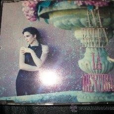 CDs de Música: PROMO CD - ANA BELEN - LA MENTIRA. Lote 37385166