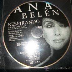 CDs de Música: PROMO CD - ANA BELEN - RESPIRANDO - SOLO CD. Lote 37386227