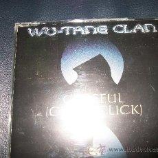 CDs de Música: PROMO CD - WU TANG CLAN - CAREFUL - 5 TRACKS + VIDEO. Lote 37407134