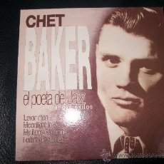 CDs de Música: PROMO CD - CHET BAKER - LOVER MAN - JAZZ - 4 TRACKS. Lote 37407201