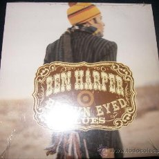 CDs de Música: PROMO CD - BEN HARPER - BROWN EYED BLUES - PRECINTADO. Lote 37407246
