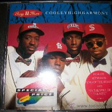 CDs de Música: CD - BOYZ II MEN - COOLEY HIGH HARMONY. Lote 37407662