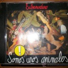 CDs de Música: CD - EXTREMODURO - SOMOS UNOS ANIMALES. Lote 37411395