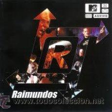 CDs de Música: 2 CD RAIMUNDOS - MTV AO VIVO. Lote 37420823
