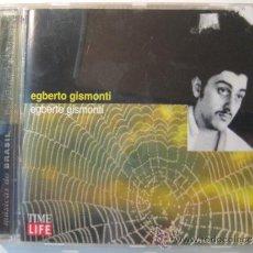 CDs de Música: CD EGBERTO GISMONTI - MUSICAS DO BRASIL. Lote 37420948