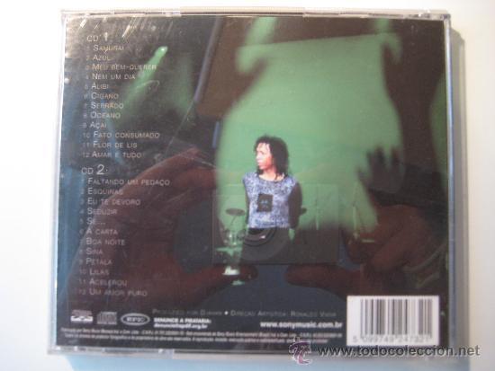 CDs de Música: 2 CD DJAVAN - AO VIVO - Foto 3 - 37421318
