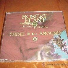 CDs de Música: ROBERT PLANT. SHINE IT ALL AROUND. CD SINGLE. PROMOCIONAL.(#). Lote 37423431