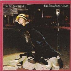 CDs de Música: BARBRA STREISAND-THE BROADWAY ALBUM.CD. Lote 37443199