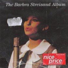 CDs de Música: BARBRA STREISAND-THE ALBUM. CD NUEVO. Lote 37444442