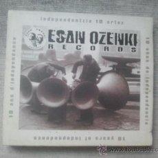 CDs de Música - ESAN OZENKI RECORDS - KORTATU - SU TA GAR -BAP - EH SUKARRA - DELIRIUM TREMENS 2 CD'S Libreto - 37466825