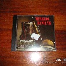 CDs de Música: HERRIKO DANTZAK. Lote 37481905