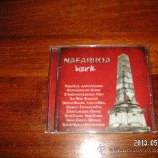 CDs de Música: NAFARROA BIZIRIK. Lote 37481931