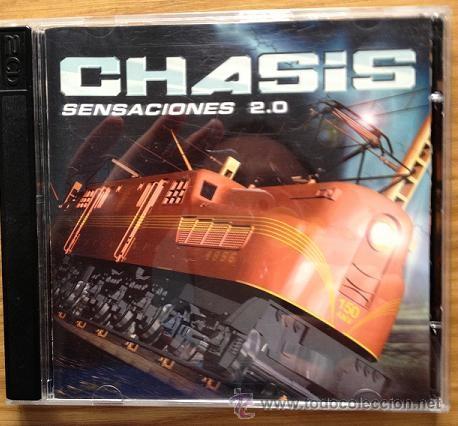 RECOPILATORIO SENSACIONES 2.0 DE CHASIS (Música - CD's Techno)