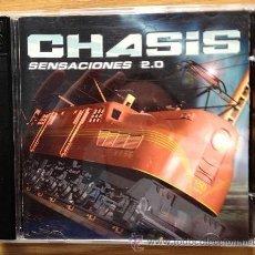CDs de Música: RECOPILATORIO SENSACIONES 2.0 DE CHASIS. Lote 39379578