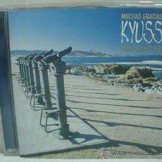 CDs de Música: KYUSS - MUCHAS GRACIAS BEST OF -15 TRACK CD. Lote 37492856