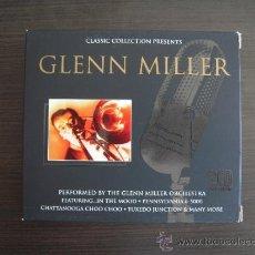 CDs de Música: GLENN MILLER - GREATEST HITS - DOBLE CD. Lote 37507621