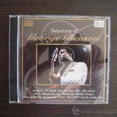 CDs de Música: GEORGE BENSON - SELECTION DE LUXE - DOBLE CD -. Lote 56037484